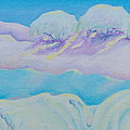 Fantasy Snowscape by Michele Myers