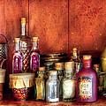 Fantasy - Wizard's Ingredients by Mike Savad