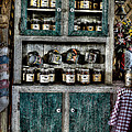 Farm Cupboard by David Morefield