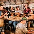 Farm - Farmer - By The Pound by Mike Savad