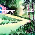 Farm House New by Anil Nene