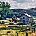 Farm Look by Alice Gipson