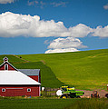 Farm Machinery by Inge Johnsson
