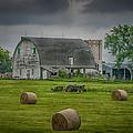 Farm Scene by Paul Freidlund