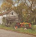 Farm Still Life by Pat Abbott