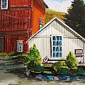 Farm Store by John Williams