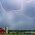 Farm Storm Hdr by James BO  Insogna