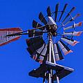Farm Windmill by Garry Gay