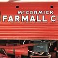 Farmall Cub by George Pedro