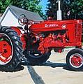 Farmall M by William  Brody