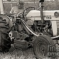 Farmer And His Tractor by Kathleen Struckle