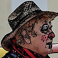 Farmer Clown by Darrell Clakley