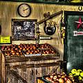 Farmer's Market by David Morefield