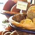 Farmer's Market Fresh Bread by Michele Steffey