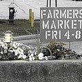 Farmers Market by Michael Krek