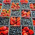 Farmers Market by Frozen in Time Fine Art Photography