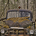 Farmers Old Work Truck by Alana Ranney