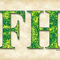Farmhouse - Parchment by Stephen Younts