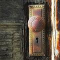Farmhouse Doorknob by Gene Rodman