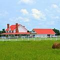 Farmhouse by Tara Potts