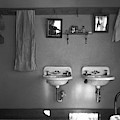 Farmhouse Washroom, 1936 by Granger