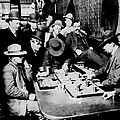 Faro Game Orient Saloon C. 1900 - Arizona by Daniel Hagerman