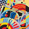 Fascinating Rhythm 5 by David Chestnutt