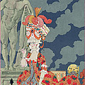 Fashion At Its Highest by Georges Barbier