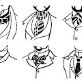 Fashion Cravats And Ties by Granger