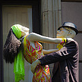 Fashion Dolls Dancing by Sotiris Filippou