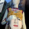 Fashion Face by Ed Weidman