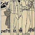 Fashion For Men Circa 1915 by Audley B Wells