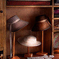 Fashion - Hats On Sale by Mike Savad