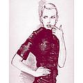 Fashion Sketch 96 by Christopher Korte