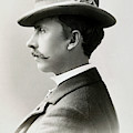 Fashion Trilby Hat, 1896 by Granger