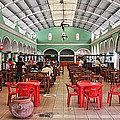 Fast Food Hall In Valladolid by Paul Williams