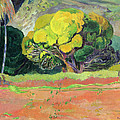 Fatata Te Moua by Paul Gauguin