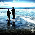 Father And Son by Willinda Swart