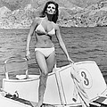 Fathom, Raquel Welch, 1967, �20th by Everett