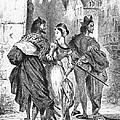 Faust: Mephistopheles 1828 by Granger