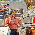 Faux 50's Drive-In by Jill Reger