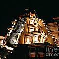 Faux Myan Pyramid by John Malone
