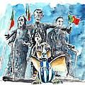 Fcporto In Vila Cha by Miki De Goodaboom