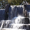 Fdr Memorial - Washington Dc - 01131 by DC Photographer