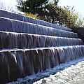 Fdr Memorial - Washington Dc - 01134 by DC Photographer