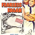 Fearless Fagan, Us Poster, Right by Everett
