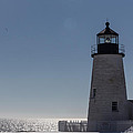 February 20 -- Pemaquid Point Light 2 by Jessica Lowell
