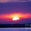 February Sunset by Joe Geraci