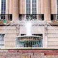 Federal Building Fountain by Cynthia Guinn