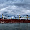 Federal Elbe by Ronald Grogan